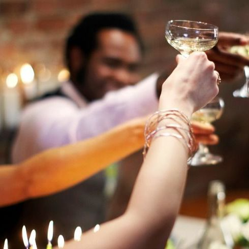 Holiday Party Ideas and House Prep [Infographic]