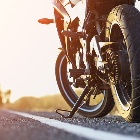 Chill Out With a Winter Motorcycle Ride