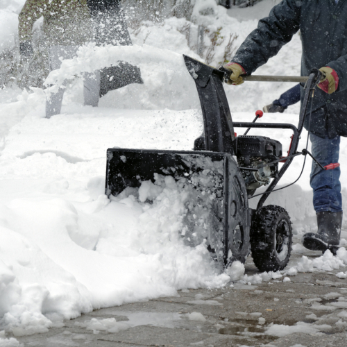 Snow Removal is Essential to Keep a Clear Path to Your Business
