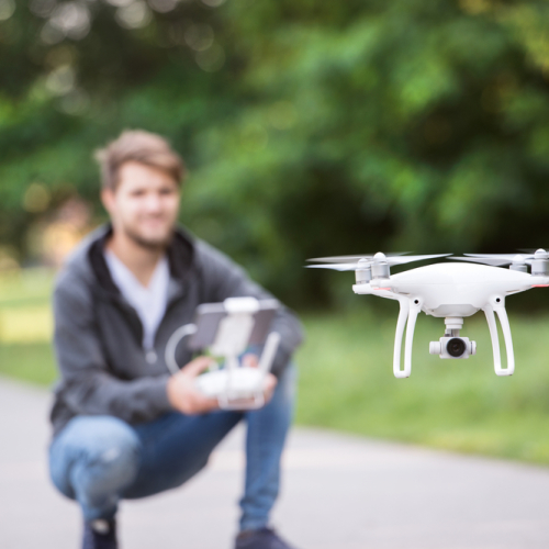 Things to Know Before You Fly a Drone