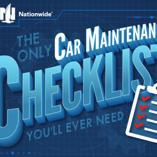 Infographic: The Ultimate Car Maintenance Checklist