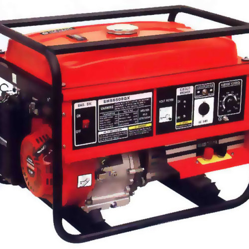 Power Up with Commercial Generators
