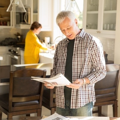 Starting Over Financially at 60
