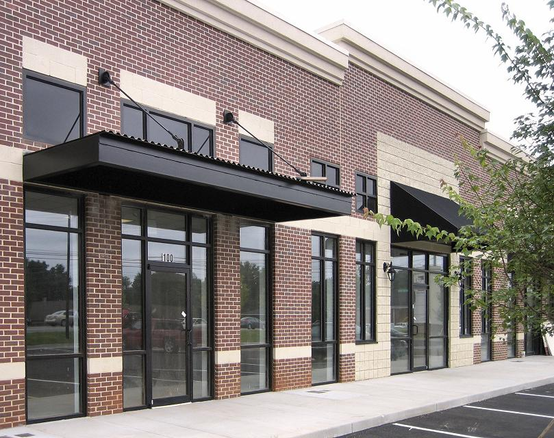 Make your store a safe place for customers famous - Commercial steel exterior doors with glass ...