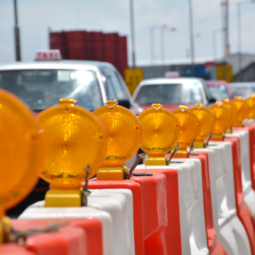 Staying Safe in Work Zone Traffic