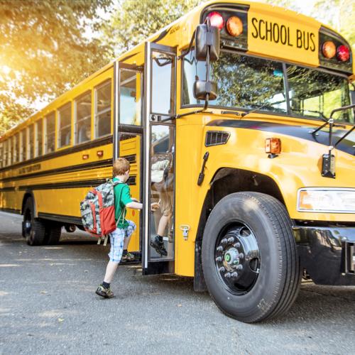 Digest of Motor Laws:  School Buses