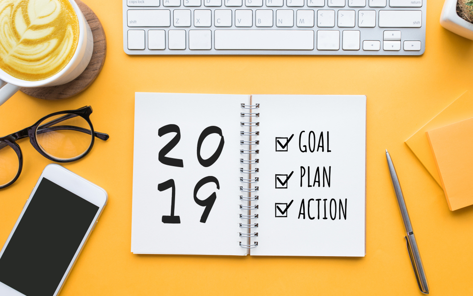 Best way to make and keep New Year's resolutions