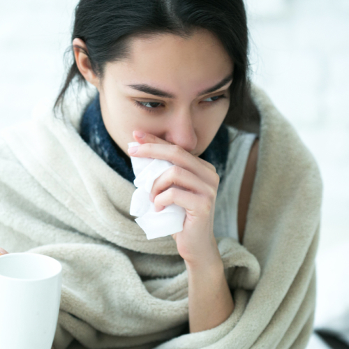 Flu Symptoms & Complications