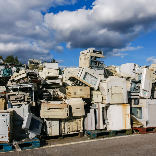 How to Dispose of Everything, Including Old Cell Phones, Mattresses, and Batteries