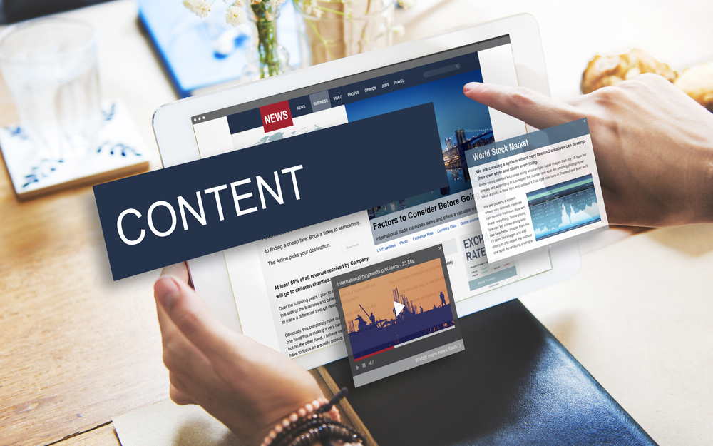 How to use online content marketing for your small business