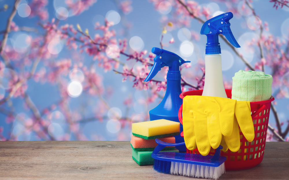Here's How to Spring-Clean Your Entire House In a Day