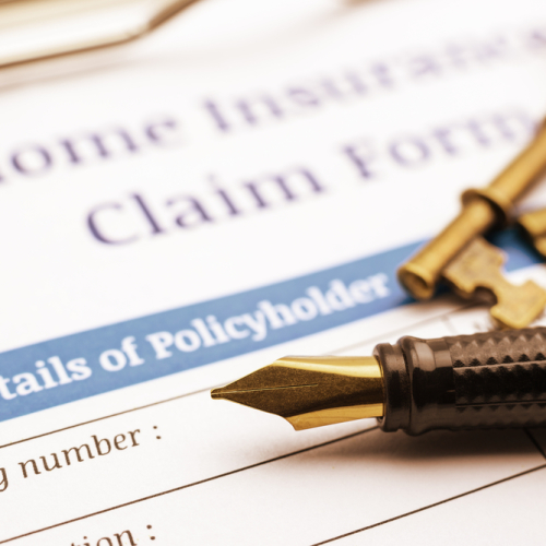 7 homeowners or renters insurance claim filing tips