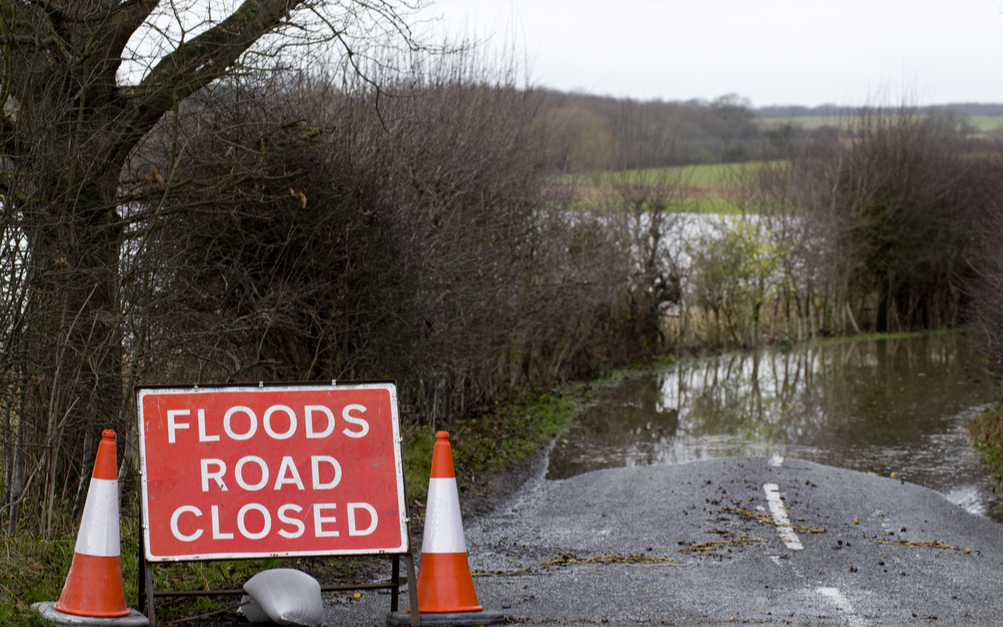 Winter Flooding: Know Your Risk and How to Prepare and Respond