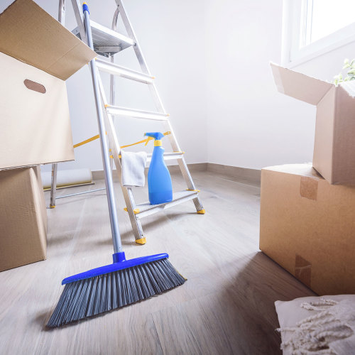 Cleaning Out A Loved One's Home