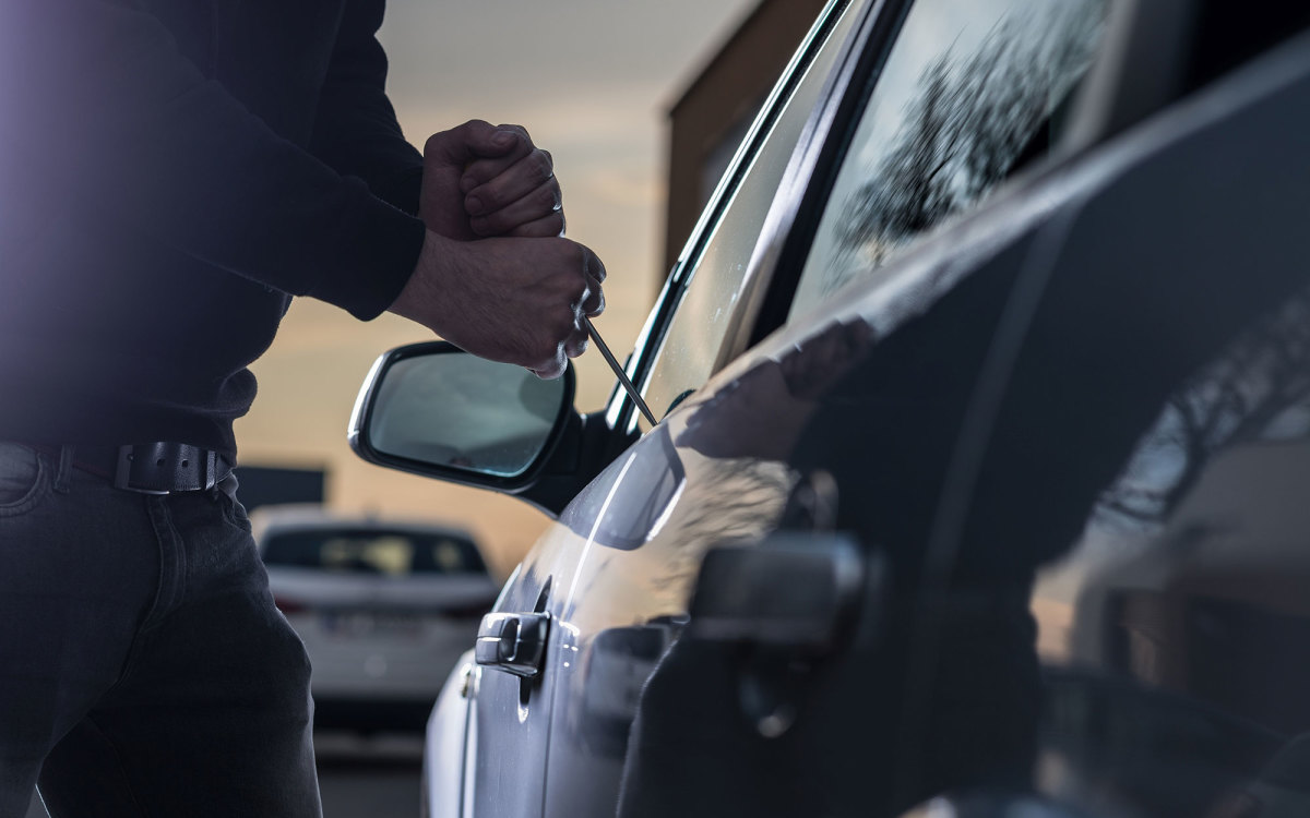 Learn More About Car Theft Prevention