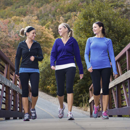 Calories Burned Walking: Walking for Exercise and How to Get Started