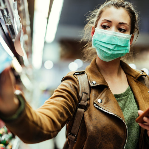 September is National Preparedness Month. Here's how to prepare for a disaster during the coronavirus pandemic.