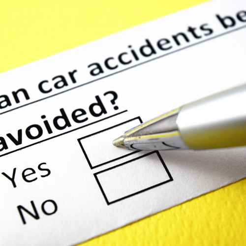 7 Common Car Accidents and How to Help Avoid Them
