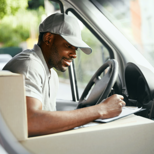 Navigating Auto Insurance For Delivery Drivers