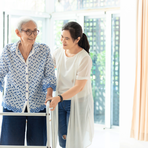Sharing the Demands of Caregiving and the Workplace