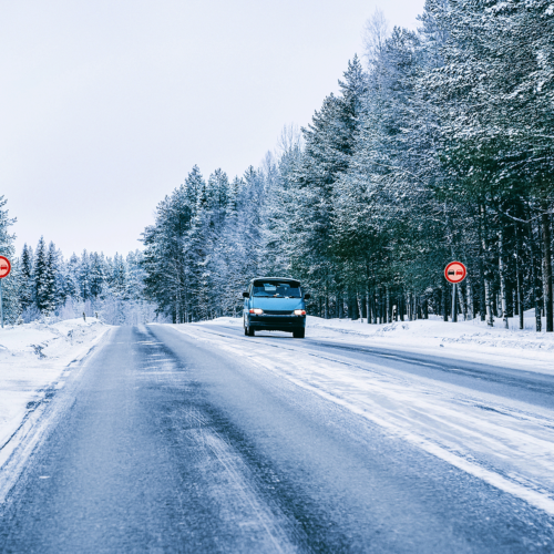 How to Drive in Icy Conditions