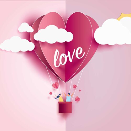 Happy Valentine's Day from Famous & Spang!