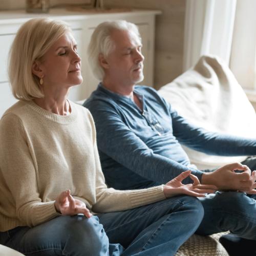 Meditation for Older Adults