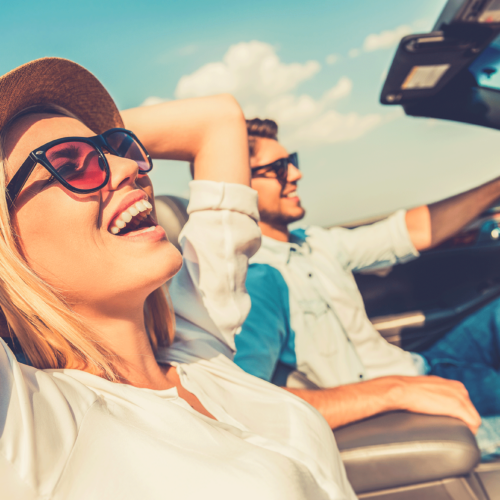 Summer Driving Safety [Infographic]