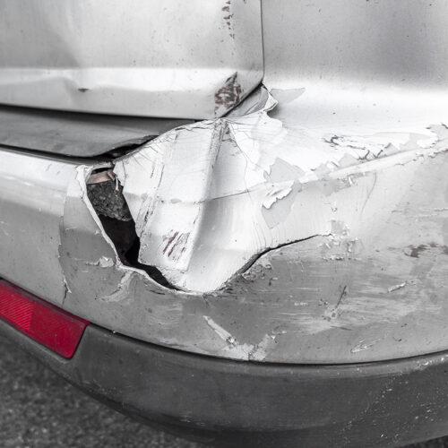 Should I file an insurance claim for bumper damage?